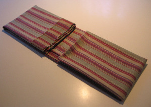 Using Origami To Fold Fitted Sheets
