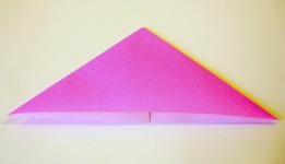 Origami Heart Step 4