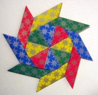 Origami Star 8point Flyer Magic