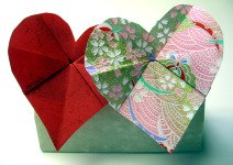 origami hearts-different-paper.jpg